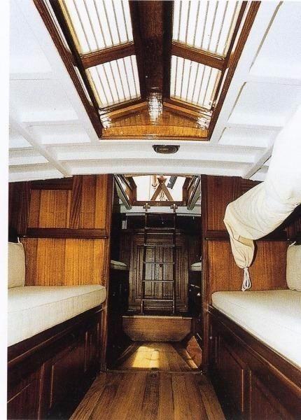 . 1911 William Fife Tonino Sail Boat For Sale   www yachtworld com