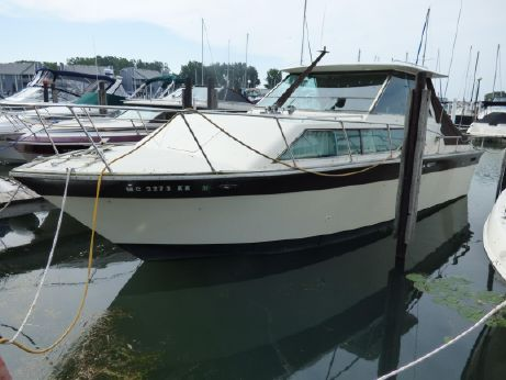 1976 Slickcraft 28 EXPRESS
