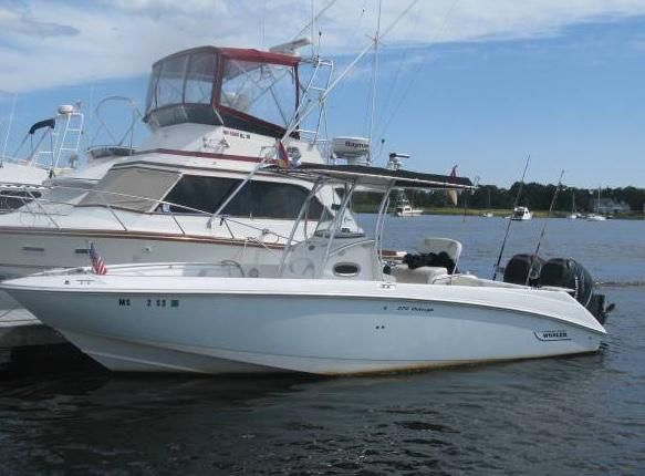 Used Boston Whaler 27 Outrage Prices - Waa2