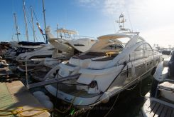 2008 Fairline Targa 52