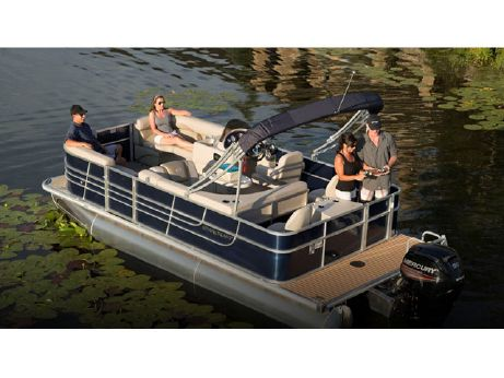 2017 Starcraft Pontoon EX Fish 23 CF