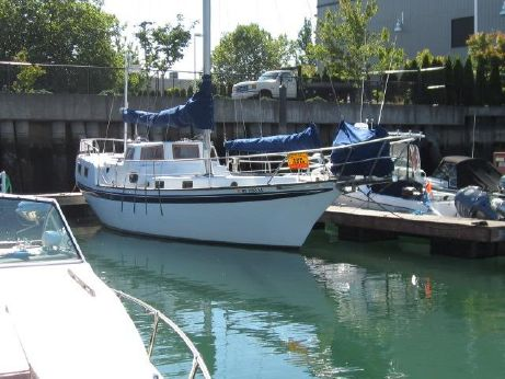 1978 Endurance Custom Bluewater Pilothouse Cutter
