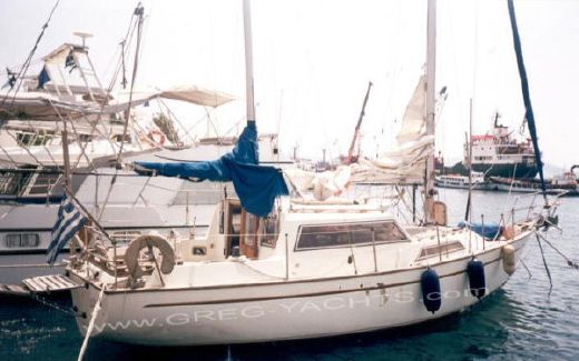 1984 Colvic Victor 34