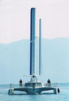 2001 Walker Trimaran Wingsail 43