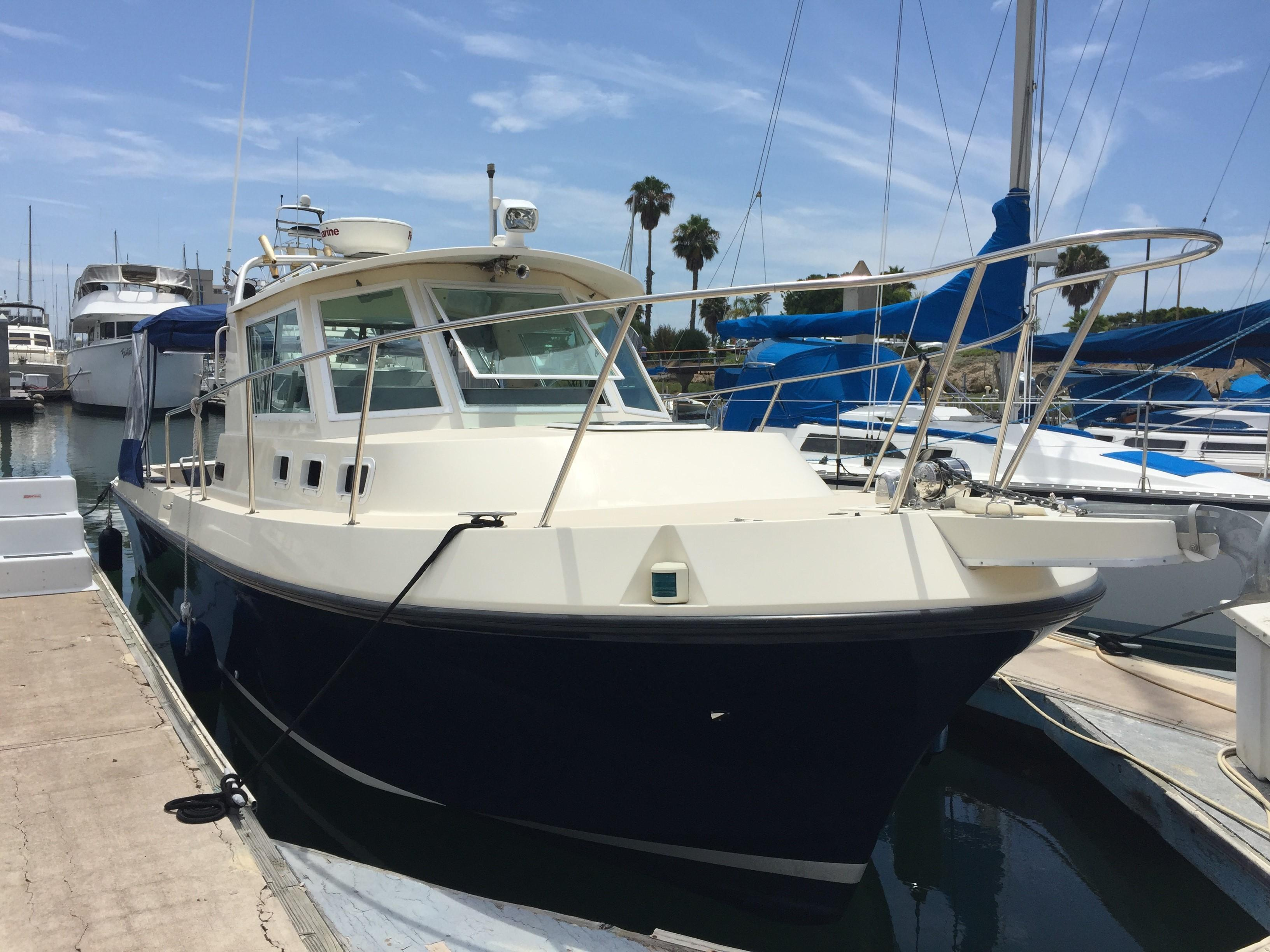 1998 Albin Tournament Power Boat For Sale Www Yachtworld Com