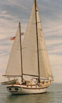 1982 Blue Water Vagabond Voyager
