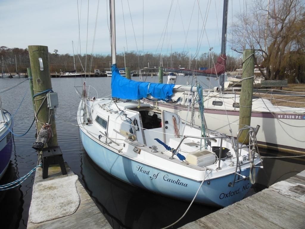 Edenton (NC) United States  city pictures gallery : 1975 Pearson 30 Sail Boat For Sale www.yachtworld.com