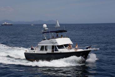 1999 Mainship Trawler 460