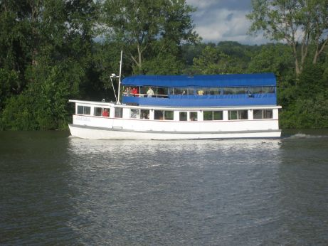 1957 Crosavich Dinner Boat