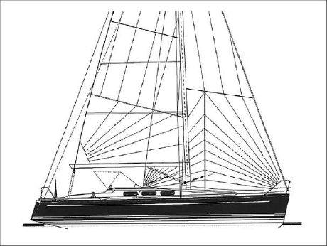 2000 Dehler 39