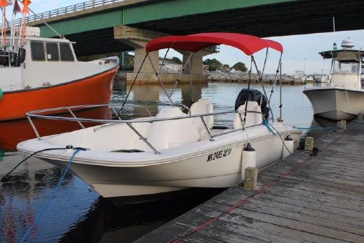 2010 Boston Whaler 17 Super Sport