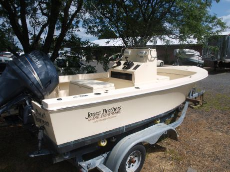 2012 Jones Brothers 18 Center Console
