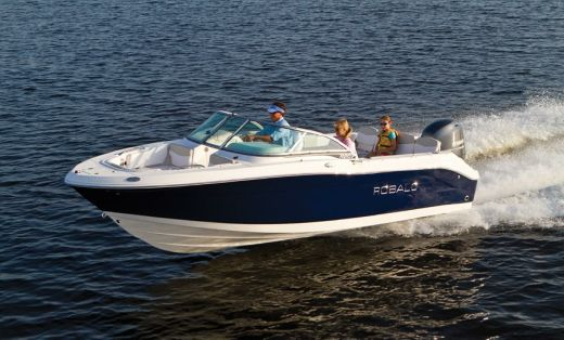 Robalo r207 dual consoles for sale yachtworld uk for Robalo fish in english