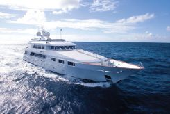 1998 Trinity Yachts 1998/2018 150ft Tri Deck Motor Yacht