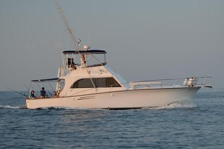 1991 Pace Sportsfisher 48'