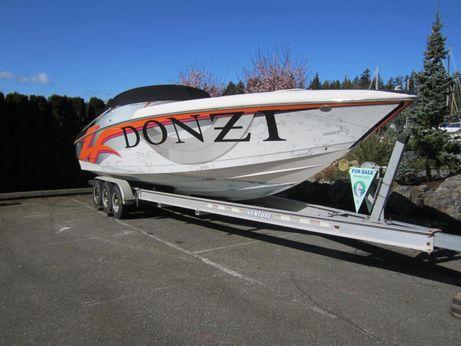 1996 Donzi 33 ZX