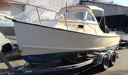 2008 Seaway 21 Seafarer Cuddy