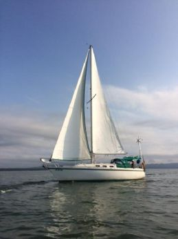 1982 Canadian Sailcraft CS33 CS 33 CS-33