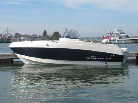 2012 Oceanmaster 570WA