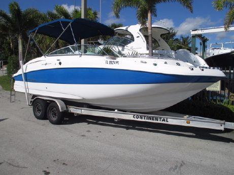 2013 Hurricane 24 Deck Boat