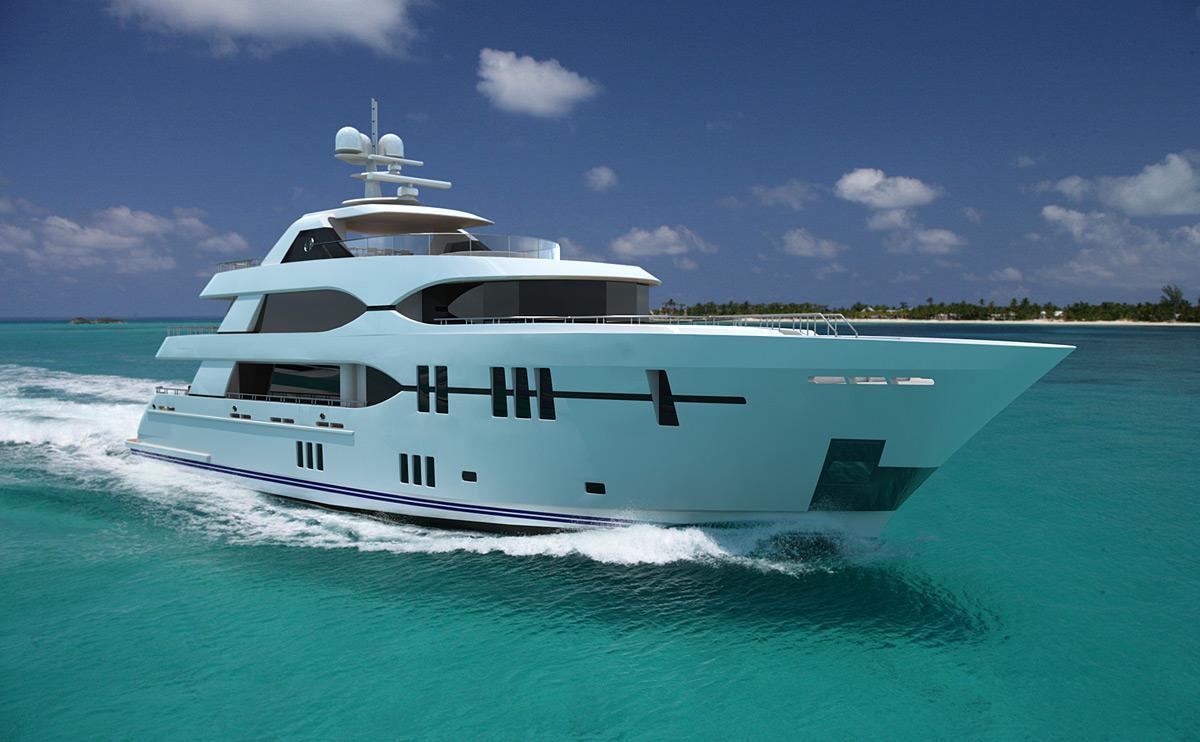 Ocean Alexander 120 Power Motoryacht | Autos Post