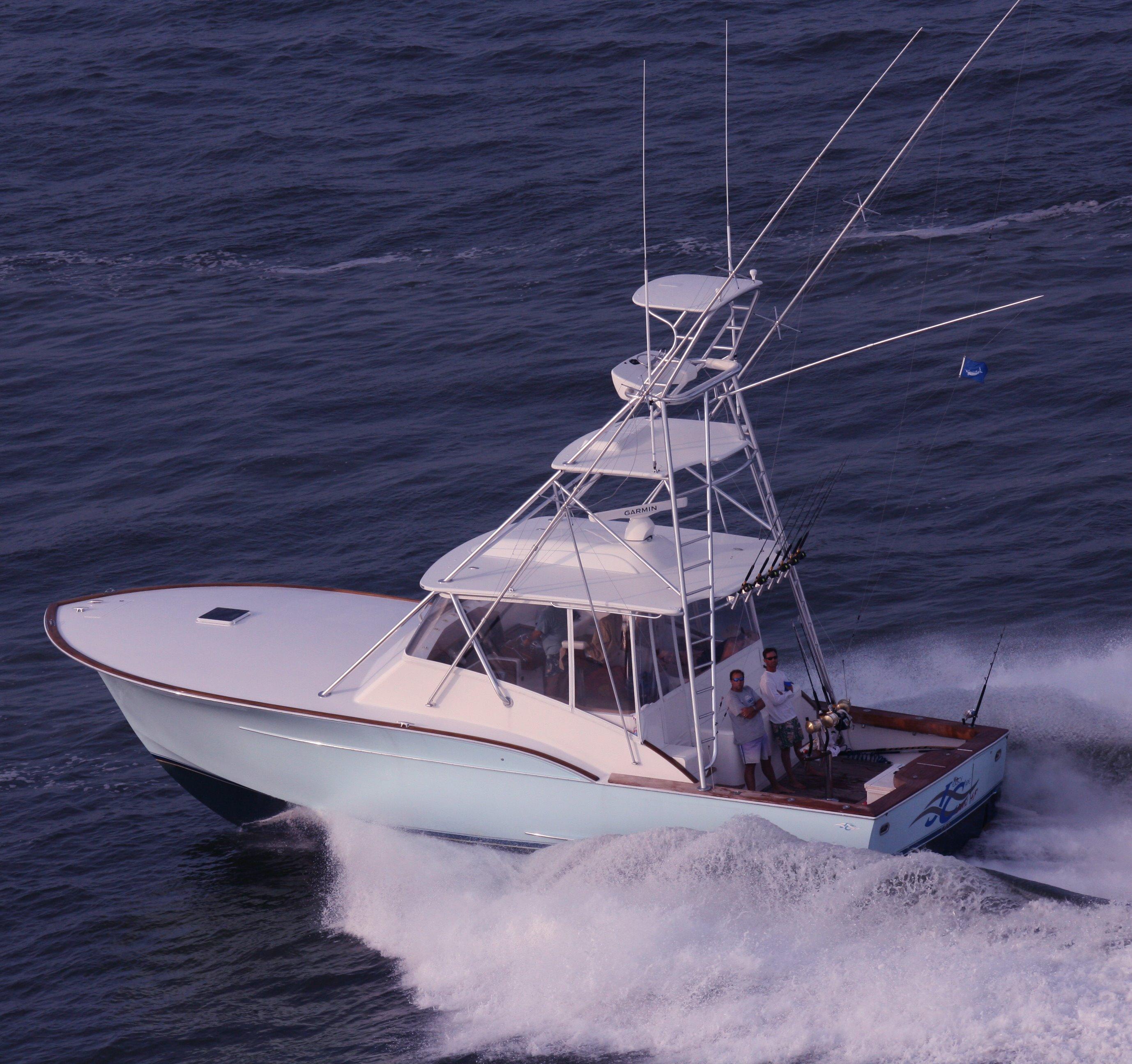 Boat Sales Cape Cod: 2018 Jersey Cape Devil 45- Express Power Boat For Sale