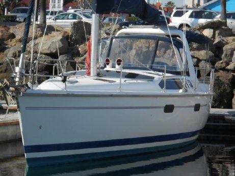 1995 Hunter 430 Passage