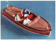 1947 Chris Craft Runabout