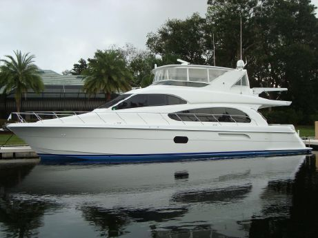 2008 Hatteras 64 Motor Yacht