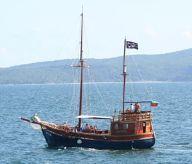 1984 Custom Motor Yacht ARABELA