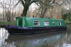 1994 Liverpool Boats 35' Narrowboat