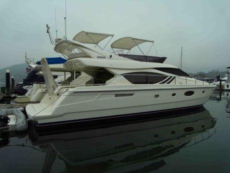 2008 Ferretti Yachts Model 551