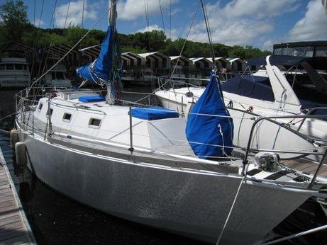 1984 Cutter Sailboat