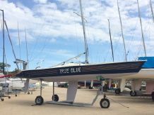 1991 Custom 11m One Design Yacht