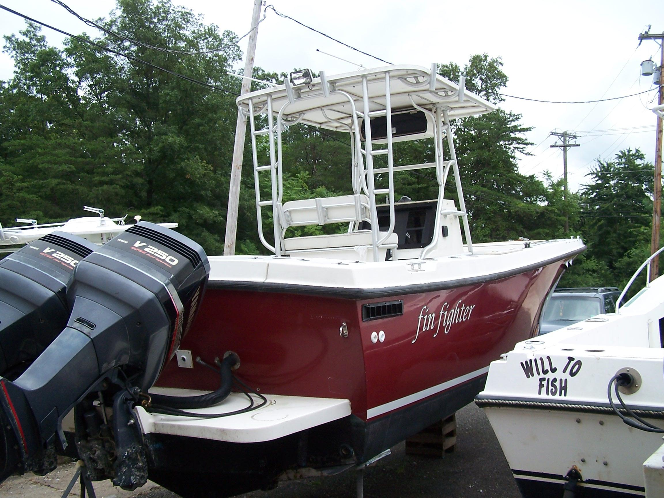 26 ft 1986 sea craft center console