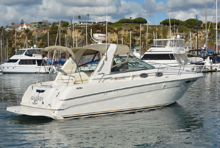 photo of 29' Sea Ray 290 Sundancer