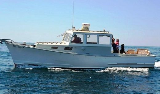 1958 Dark Harbor Boatyard 31' Picnic / Day Boat
