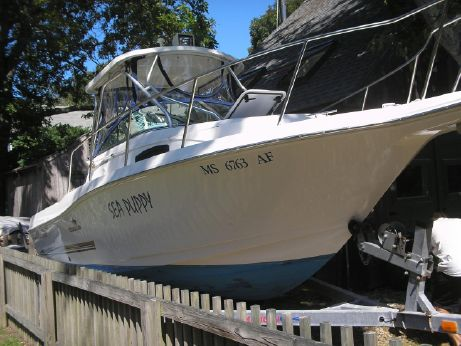 2003 Wellcraft 240 Coastal