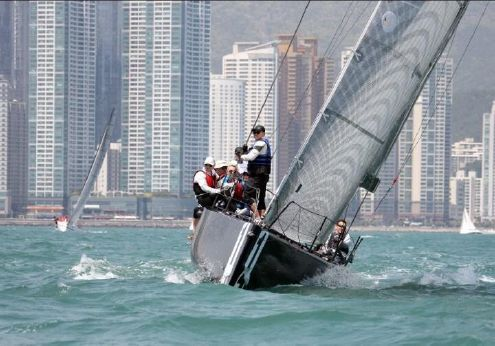 2010 Pauger, Hungary RC44 Sailing Yacht