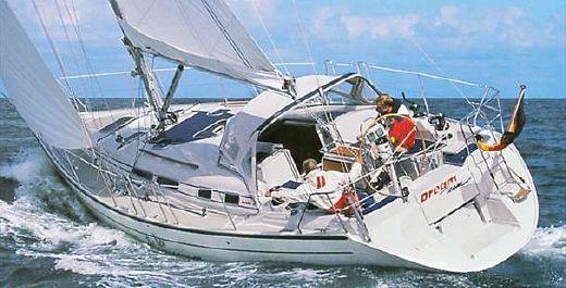 2000 Dehler 41 Cruising