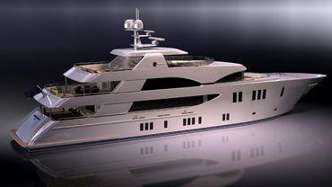 thumbnail photo 0: 2019 Ocean Alexander 155 Megayacht
