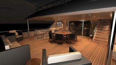 thumbnail photo 1: 2019 Ocean Alexander 155 Megayacht