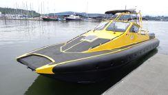 2002 Safe Boat Catamaran