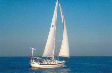 2005 Pacific Seacraft 40