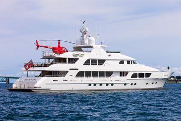 2009 Christensen Tri-Deck Motor Yacht
