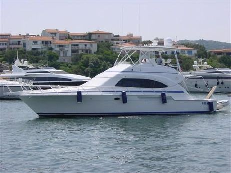 2004 Bertram Yacht 510 Convertible
