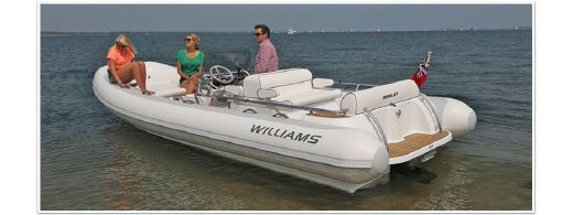 2018 Williams Jet Tenders Dieseljet 625
