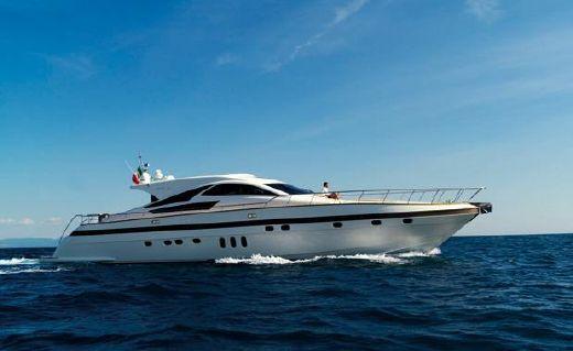 2009 Italia Yachts Jaguar 80