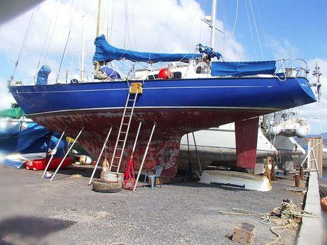 1971 Southern Shipyard England GALLANT 53