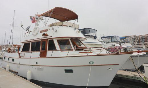 1981 Sea Ranger 39 Sundeck